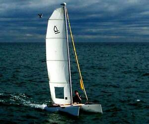 Rocat sailing catamaran Seaford Frankston Area Preview
