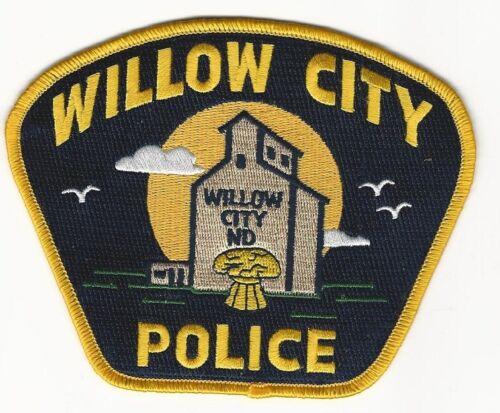 Willow City Police State North Dakota ND Scenic