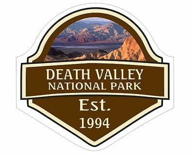 Death Valley National Park Sticker Decal R848