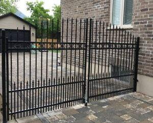 Iron Fencing - 2018 Prices