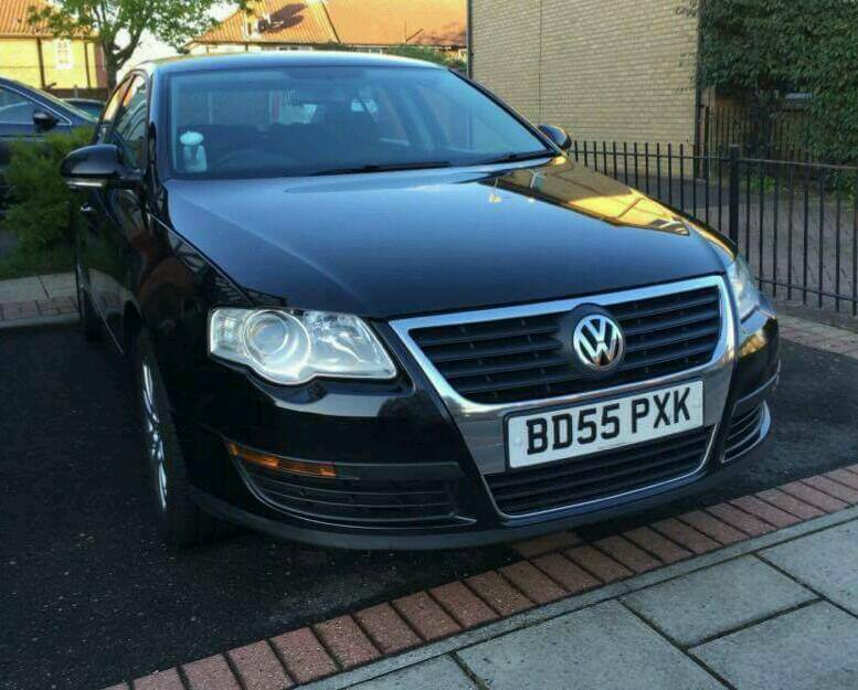 2005 volkswagen passat 1 9 tdi s black 2 keys in bromley london gumtree. Black Bedroom Furniture Sets. Home Design Ideas