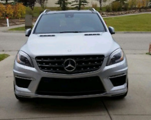 2012 Mercesdes Benz ML63 AMG