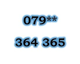Gold EE VIP 079** 364 365 Easy Business Mobile Phone Number Sim Card