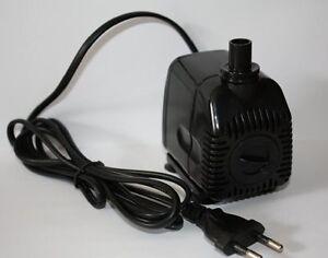 Mini micro pompe eau 220v volt fontaine d 39 int rieur for Mini pompe bassin