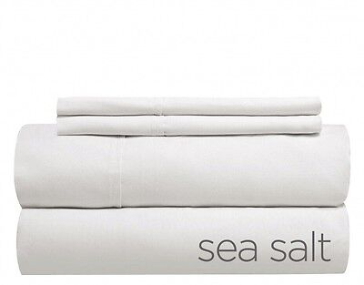 310TC cotton sheet set for Queen-Plus American Leather Comfort Sleeper, sea salt 310 Tc Sheet Set