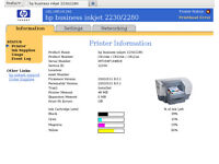 HP Business Inkjet - Large A4 Colour Inkjet (C8121A)