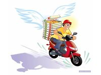 Delivery Driver - Own Bike
