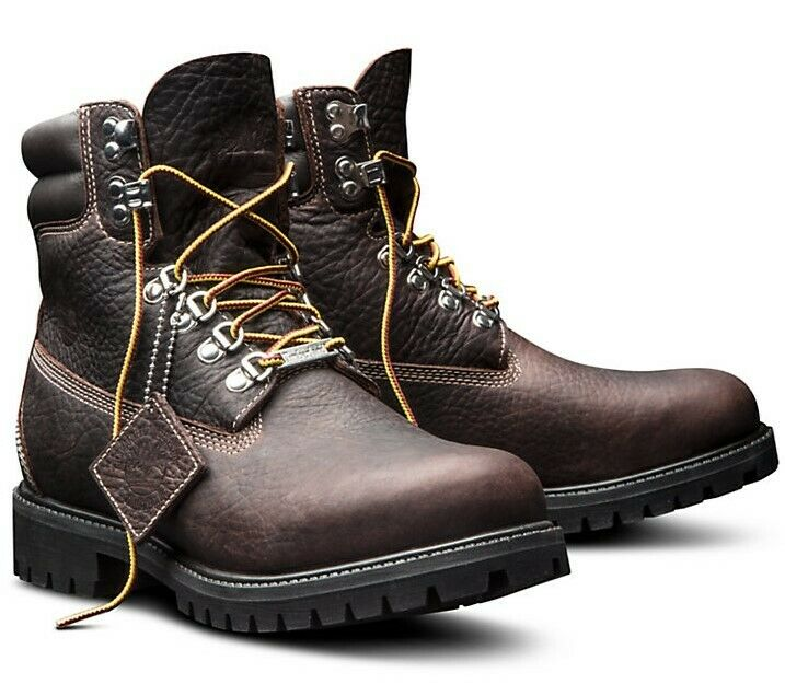 Timberland Men's Limited Release 640 Below 6-Inch Highway Leather Boots A1UKI