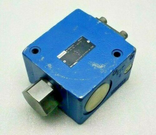REXROTH SL 30 GA 1-42/12 HYDRAULIC CHECK VALVE R900502331