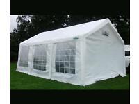 6x4 marquee - weddings - birthdays - parties - gazebo - tent - 4x6 marquee