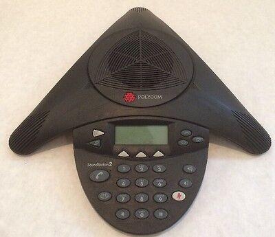 Polycom Soundstation 2 Conference Phone 2201-16200-601