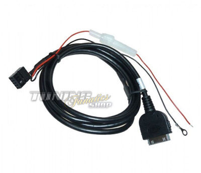IPHONE IPAD Ipod Interface MP3 Adapter Charger Radio Business for Bmw #5433
