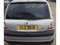 Renault Clio 1.2cc