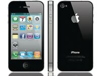 Black iPhone 4s 64gb