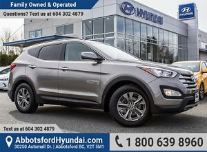 2013 Hyundai Santa Fe Sport 2.4 Luxury BC OWNED & CERTIFIED A...