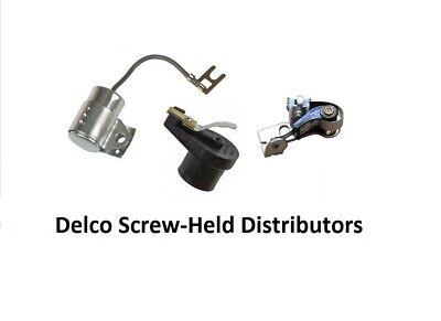 Ignition Kit Delco Screw-held Ih Farmall 454 464 544 574 674