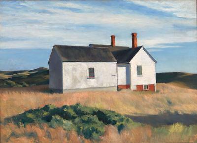 Ryder's House by Edward Hopper  14