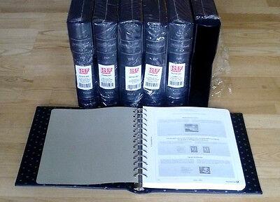 DDR 1949-90 Vordrucke Deutschland Klassik in 6 Vordruckalben Band 1 - 6