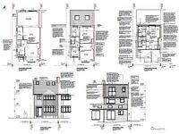 Architectural Technologist *FIXED PRICE* Planning, Building Control, Structural drawings