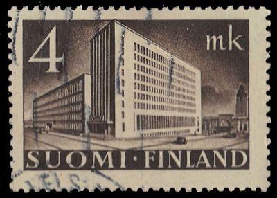 FINLAND 219 (Mi221) - Helsinki Post Office Issue (pf75436)