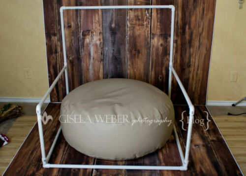 Newborn Baby Posing Bean Bag Photography Photo Prop