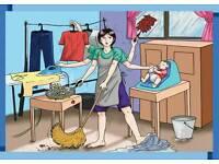 Domestic job