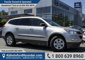 2009 Chevrolet Traverse LS BC OWNED