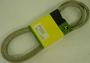 Nib john deere traction drive belt m126012 lt133 engine to