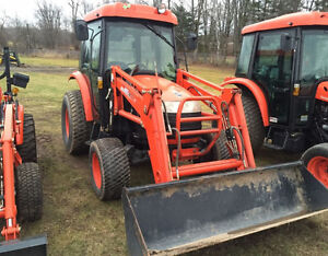 Tractor Loader - Lease or Finance