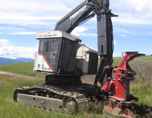 Log Stackers - Financing for Dealer or Private Sale