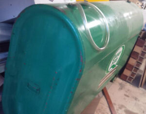 PORTABLE OIL STORAGE TANK, APPROX. 1000 L, FILLED WITH OIL Kitchener / Waterloo Kitchener Area image 2