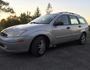 ***FORD FOCUS GRISE 2001***