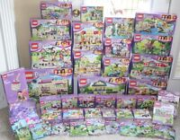 TONNES OF LEGO PLAYSETS BRAND NEW FRIENDS, CITY, STAR WARS, MORE