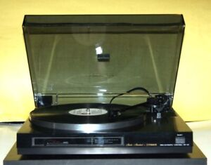 Fisher Turntable Model MT-30 With Needle Cartridge. Complete.