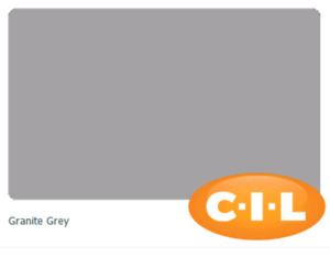 2 Cans of Granite Grey Paint