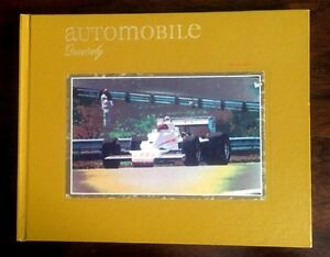 VINTAGE 1980 AUTOMOBILE QUARTERLY ~ VOLUME 18 #3