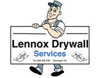 Lennox Drywall Services- Spring Deal- 20% off