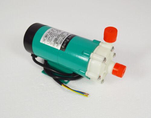 New Model 110V 60Hz Corrosion-resistant Magnetic Drive Pump USA