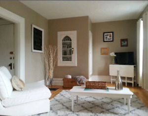 Lovely 1 bdrm Downtown