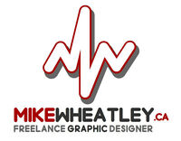 Mike Wheatley - Freelance Graphic Designer