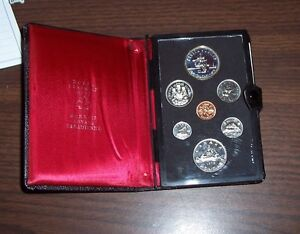 1975, 1976 and 1978 Double Dollar Proof sets – only $25 each London Ontario image 1