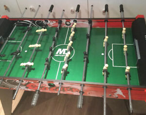 Table de soccer (foot)