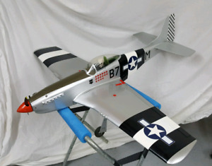 Great Planes P51 Mustang with retracts