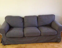 3-seater couch in excellent condition (6 months old)