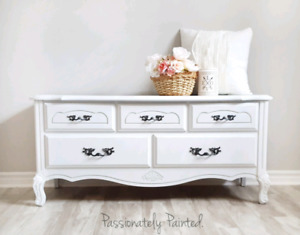 Chest blanket box bed end bench