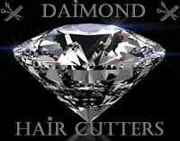 Daimond Hair Cutters ( We Come To You)