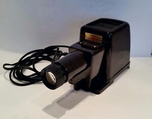 Kodaslide Merit Projector for 35mm Slides Viewing