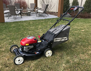 """Craftsman 21"""" Rear Drive Lawn Mower ***Excellent Condition***"""