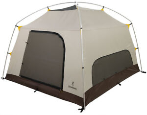 Browning Camping Glacier Free Standing Rock Solid Design 8' x 9'