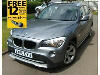 BMW X1 2.0TD xDrive20d SE AUTO 4x4 2010 60reg with 42k miles